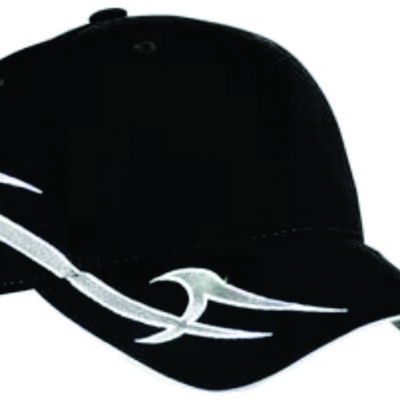 Port Authority® Racing Cap with Sickle Flames