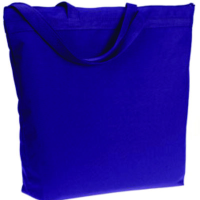 UltraClub® Zippered Tote