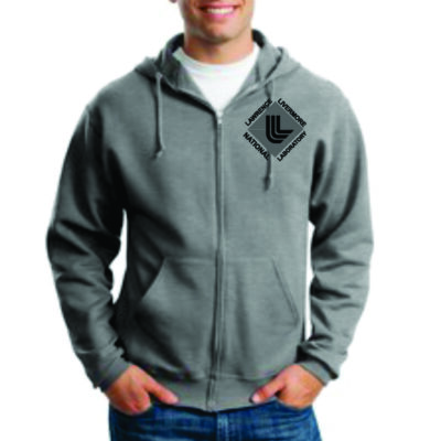 JERZEES® - NuBlend® Full-Zip Hooded Sweatshirt